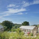 Seven self-catering cottages overlooking the sea