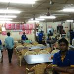 This unassuming restaurant is truly a haven for the famished North Indian in Madurai! Delicious