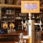 tireuse a bière sur table