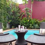 Photo de Hotel Casa de Vino