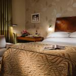 Killyhevlin Lakeside Hotel and Chalets bedroom (sofa bed available)
