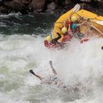 rip-roaring rapids
