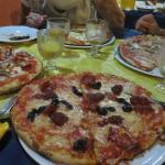 Bild från pizzeria da Antonio