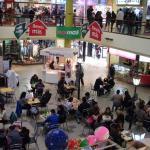 Un día en el Shoping center de Moreno