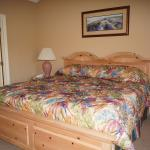 Master Bedroom ~ Second Level ~ Unit 258