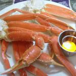 All You Can Eat Crab Legs Every Monday