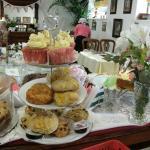 Tea Room Dinning