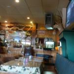 More restaurant than bar, at least at noon