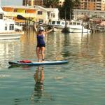 Joy on the water