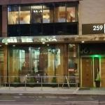 Storefront for 259 Host