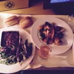 Room service et vue