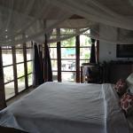 Villa Jepun - main bedroom suite with panoramic views