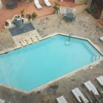Picture of Pool Taken from Room