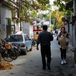 Riding Rickshaw,  food & homes ~