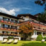 Liegewiese im Hotelgarten