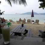 Foto de Tri Trang Beach Resort