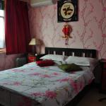 double bed with shared facility