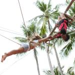 Flying Trapeze Catch