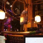 Im Schwerelos Rollercoaster Restaurant