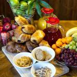 Complimentary Buffet Breakfast