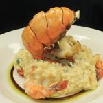 Tuscan Inn Signature Seafood Rissoto