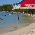 spiaggia pubblica di Mont choisy