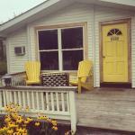 The super cute cabin 277!