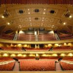 View from the stage inside Merrill Auditorium.