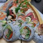 Alliston sushi & maki boat