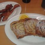 French Toast and Bacon was amazing!!!