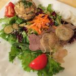 Schlecht´n Sepp Salatteller