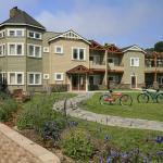 Classic California Craftsman Architecture throughout