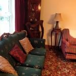 Sitting room at Elmdale Farmouse