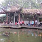 Peaceful setting