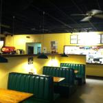 Interior of Riverdale location.