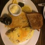 Breakfast at Juno