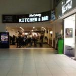 Superb Liverpool airport bar/restaurant.