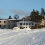 Oslo Hostel Haraldsheim in winter