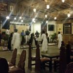 Samiel G/Slasse Gebru Restaurant