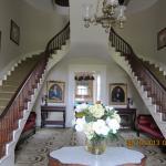 Uniquely built staircase