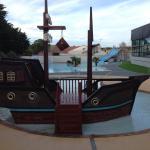 Parc Aquatique Extérieur