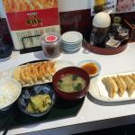 焼きのセット+揚げ