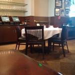 Salão do Daily Grill
