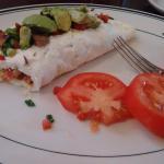 Omelete de claras no Daily Grill