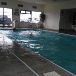 Kids swimming!