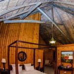 Schlafzimmer mit kleinem Vorraum
