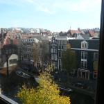 Panoramic view from the upper window