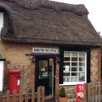 The Alwalton Post Office Tea Room - excellent quintessential English Tea Room - I highly recomme