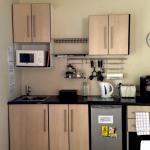 Apartment - Kitchen, fully kitted