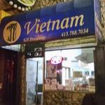 Vietnam Restaurant front